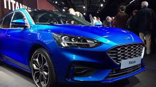 WOW! Ford Focus 2018 Options Features And Packages