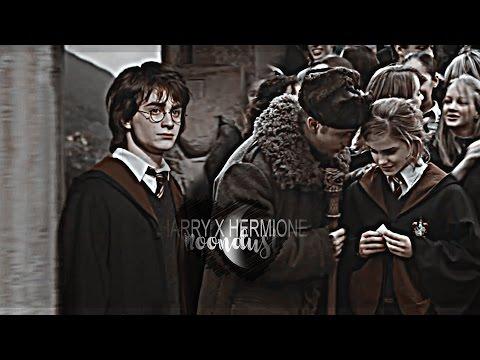 Harry x Hermione | Moondust