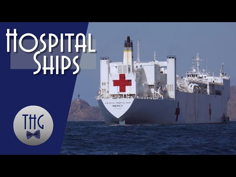 Mercy and Comfort: A History of Hospital Ships