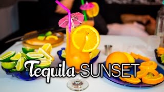 NOWmagazin a konyhában: Tequila SUNSET