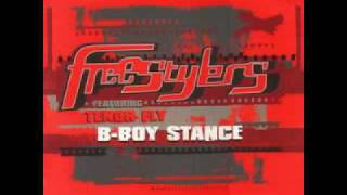 freestylers featuring tenor fly - b-boy stance (grooverider remix)