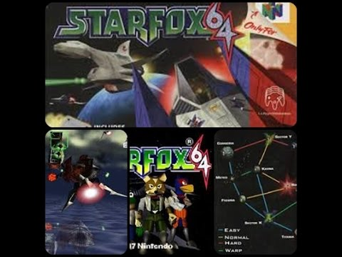 STAR FOX 64 PARA ANDROID (N64OID EMULADOR) LINK APK Y ROM