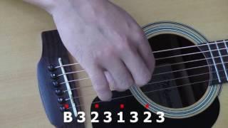15 cách rải (móc, tỉa) điệu Ballad thông dụng nhất cho guitar