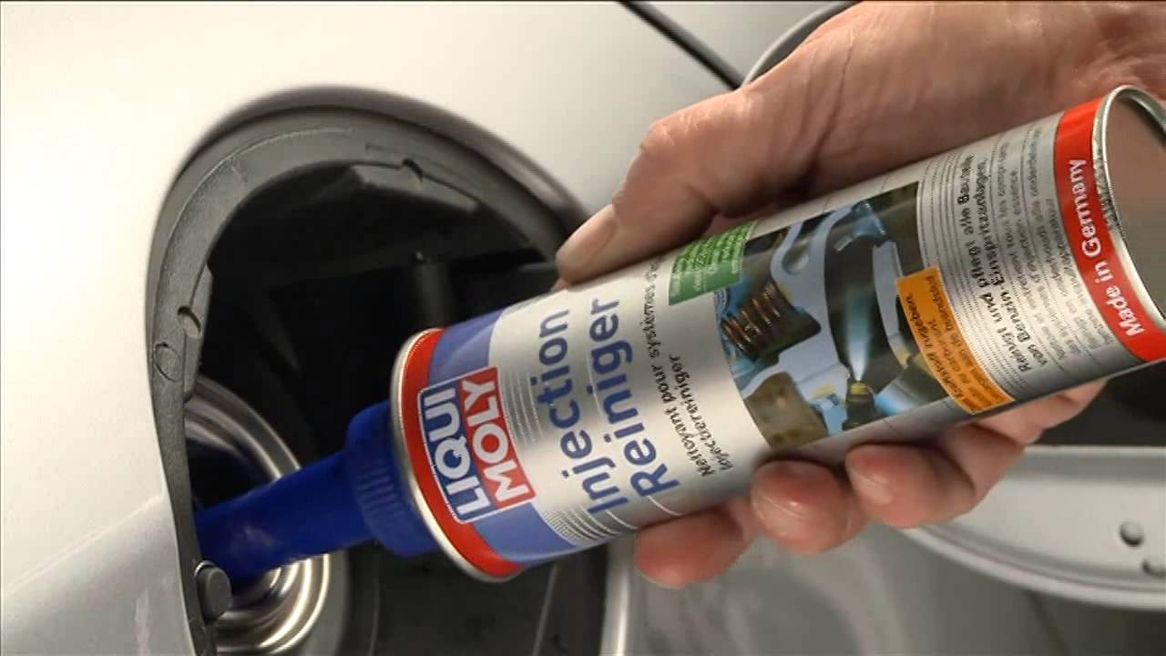 Best Fuel Additive >> Injection Reiniger - YouTube