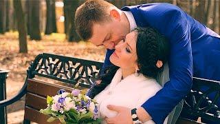Свадьба Иван и Ольга прогулка Москва парк
