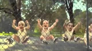 Suryoyo Fun Evian Roller Babys ft. Bassel Haggie
