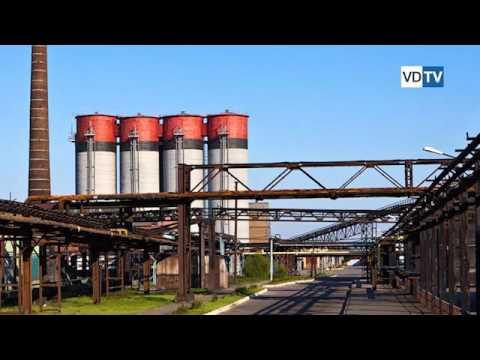 Металл и люди Волгоградского алюминиевого завода