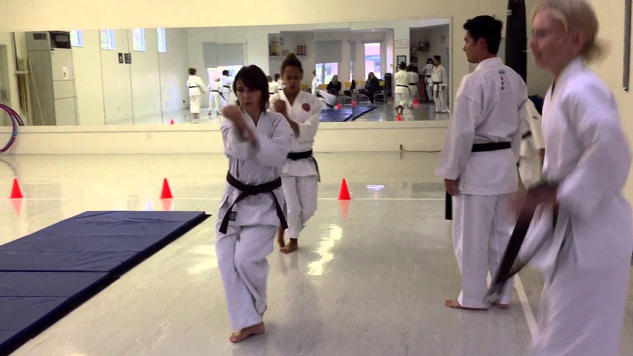 Karate Warm Up Exercises For Kids