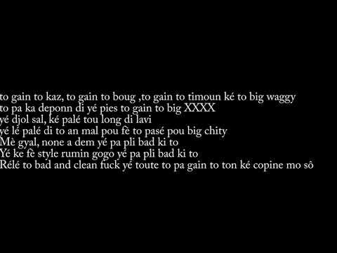 KENVYBZ - HAUT NIVEAU (Lyrics)
