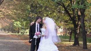 Наташа и Игорь - свадебная видеосъемка в Кривом Роге, видеооператор на свадьбу, свадебный клип