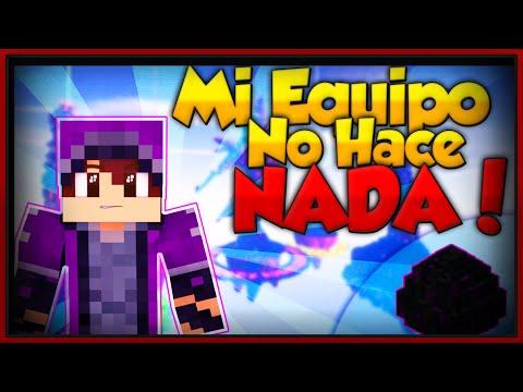 MI EQUIPO NO HACE NADAAAA!! | EGG WARS EN CUBECRAFT