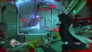 Insane overwatch clip #18