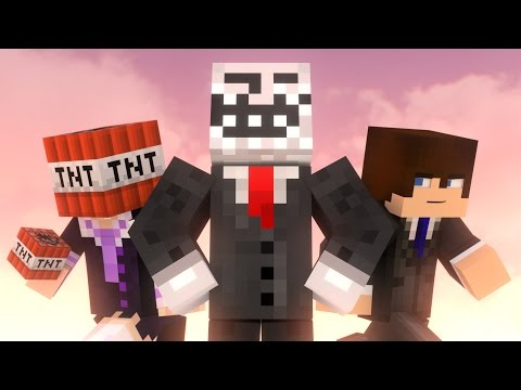 TNT Tag (Minecraft Animation) [Hypixel]