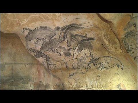 La caverne du Pont d'Arc réplique de la grotte Chauvet - le mag