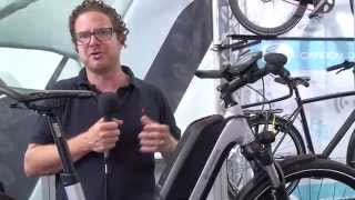 Heisenberg Electric Bikes | Eurobike 2015 | Electric Bike Report