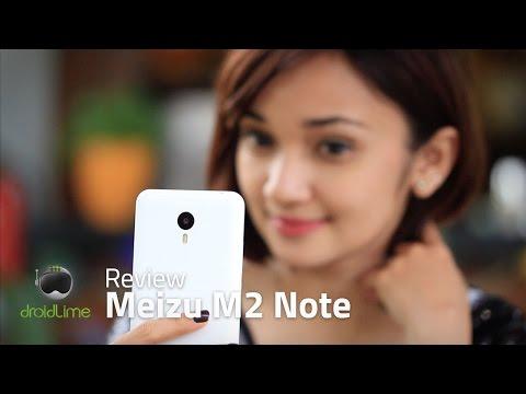 Meizu M2 Note - Review Indonesia