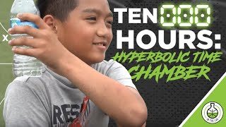 TEN000HOURS EPISODE 9.5 !! THE HYPERBOLIC TIME CHAMBER