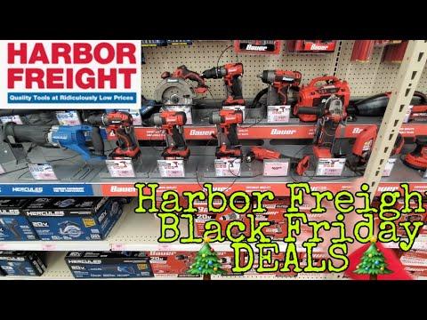 Harbor Freight LIVE !! Part 2 .. BLACK FRIDAY DEALS!!