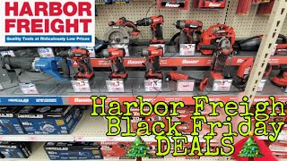 Harbor Freight LIVE !! Part 2 .. BLACK FRIDAY DEALS!!