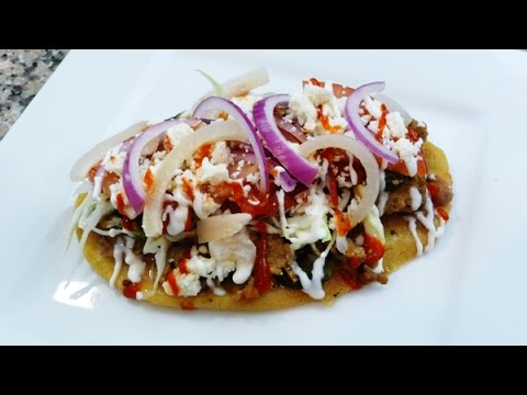 Huaraches Recipe, Mexican Street Food, Antojito Mexicano