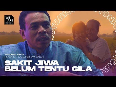 RUMAH BAGI JIWA YANG TERGANGGU | FROYONION MEETS MARSAN