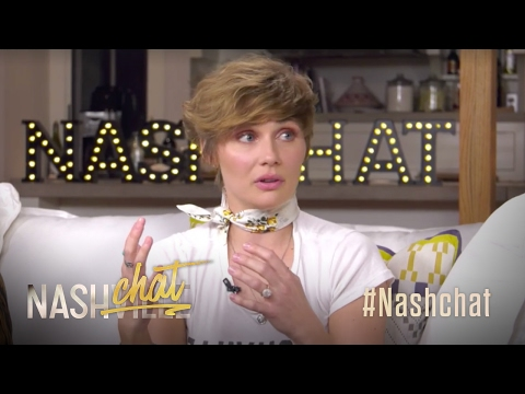 NASHVILLE on CMT | NashChat feat. Clare Bowen | Episode 6