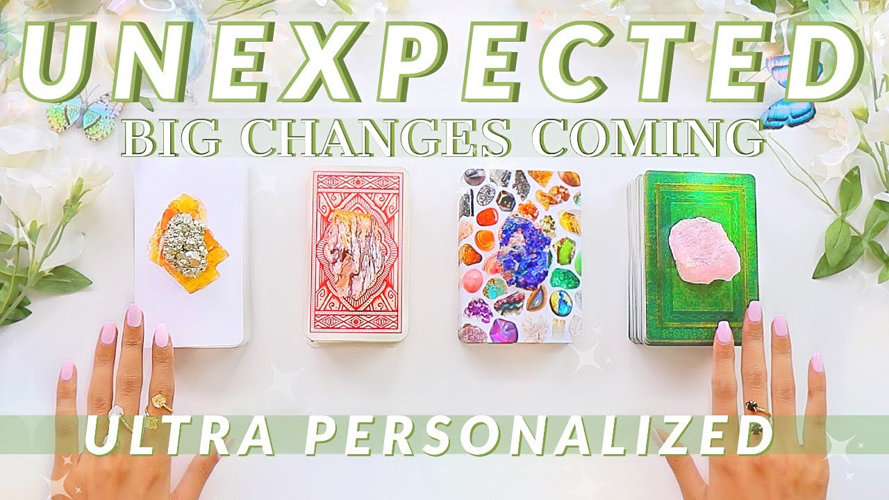 🤯👉The Next BIG, Unforeseen Changes Coming For You🔥🔮Zodiac-Based✨Tarot Reading✨🔮🧚♂️Pick Twice✨