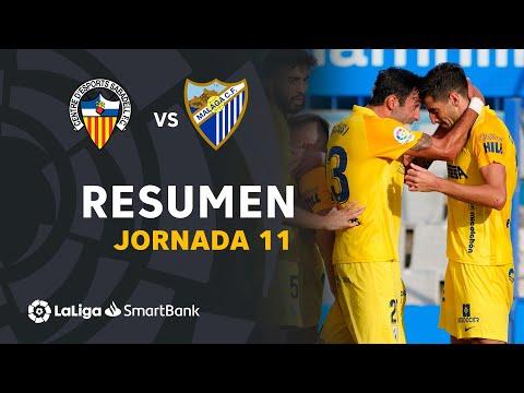 Sabadell CE Malaga Goals And Highlights