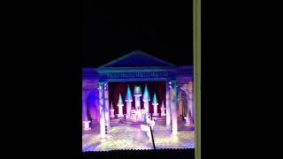 Dana Hunter singing 'Angels Among Us' - Miracles @ Busch Gardens 2014