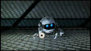 Robot animation by Crew 972 animation studio