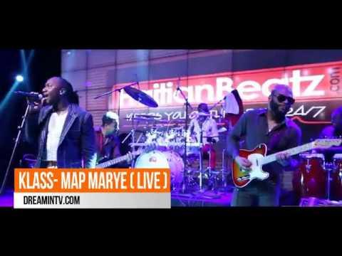 Klass - Map Marye (Live)