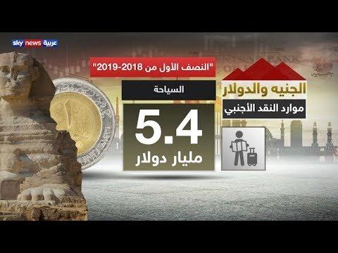 الجنيه المصري يرتفع أمام الدولار بنحو 5% منذ بداية العام  - نشر قبل 2 ساعة