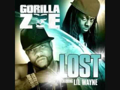 gorilla zoe ft. lil wayne- LOST {Lyrics}