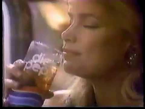 Diet Pepsi ad, 1983