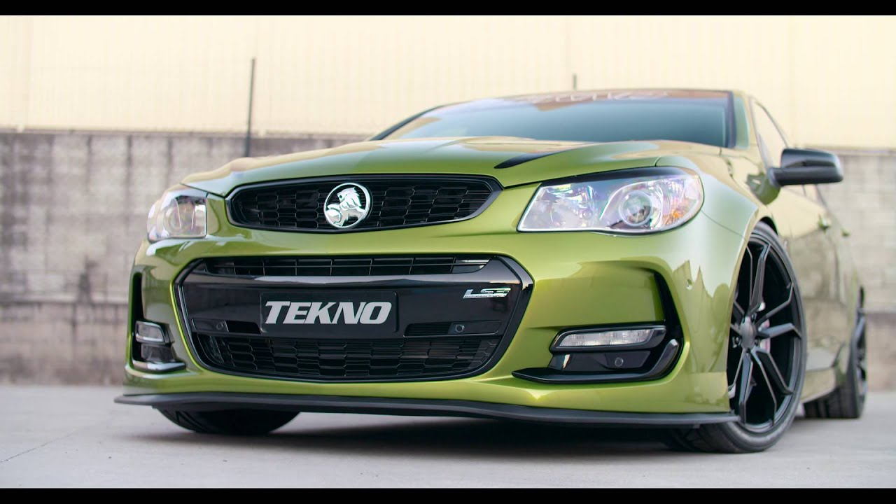 TEKNO Performance Holden VFII build