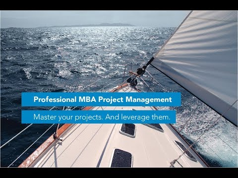 Professional MBA Project Management