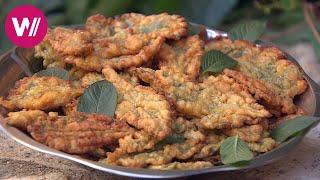 Aragon - Vegetable Leaves as Dessert | What