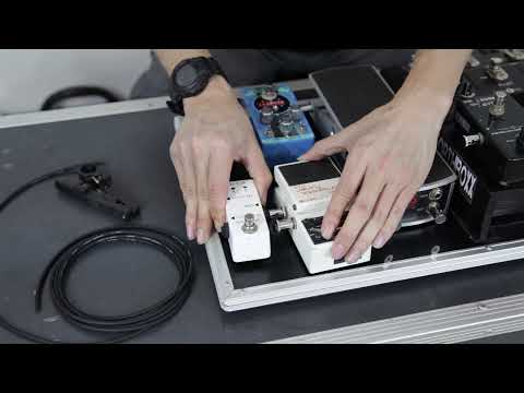 Tips and Trick Routing pedalboard. Using Nordilab Patch Cable