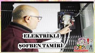 Elektrikli Şofben Tamiri Nasıl Yapılır? ( İhlas şofben Şamandıra Lastiği Değişimi )
