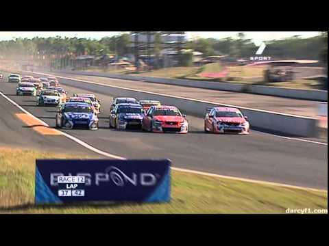 V8 Supercars Flashback - Restart Chaos (Hidden Valley 2011)