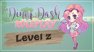 Minecraft ≡ Diner Dash Roleplay Season 2 ≡ Level 2 | SEA MONSTER