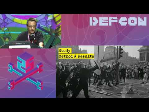 DEF CON 25  - Chris Sumner - Rage Against the Weaponized AI Propaganda Machine
