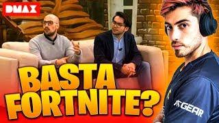 POW3R ABBANDONA Fortnite? - Torneo di VIDEOGIOCHI in TV!!