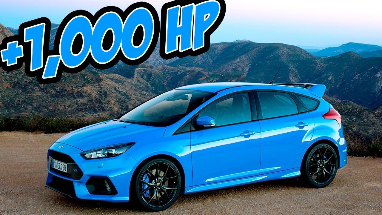 Ford Focus Rs Hp >> Forza Horizon 3 Focus Rs De 1 000 Hp