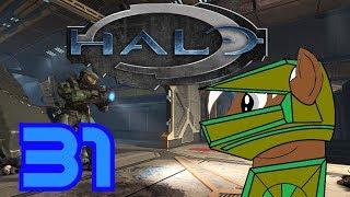 Halo: Combat Evolved Anniversary (blind) [31]: der verseuchte Hangar