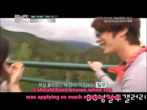 [ENG SUB] Jung Il Woo - MTV One more time (1/5)