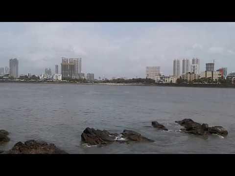 Mumbai City View From Haji Ali