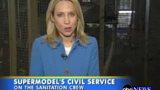 Community Service: Naomi Campbell