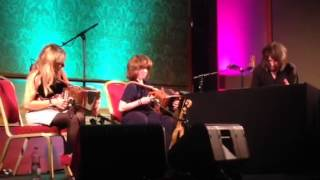 Ademar O Connor and Sharon Shannon