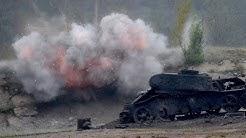 Panzerfaust 3 - Wachbataillon - scharfer Schuss